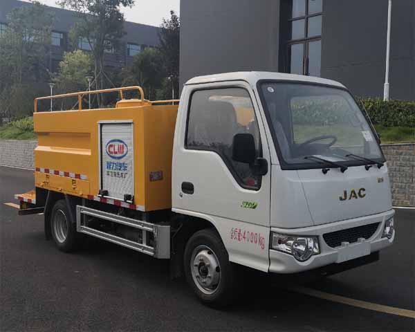 道路清洗保洁养护车
