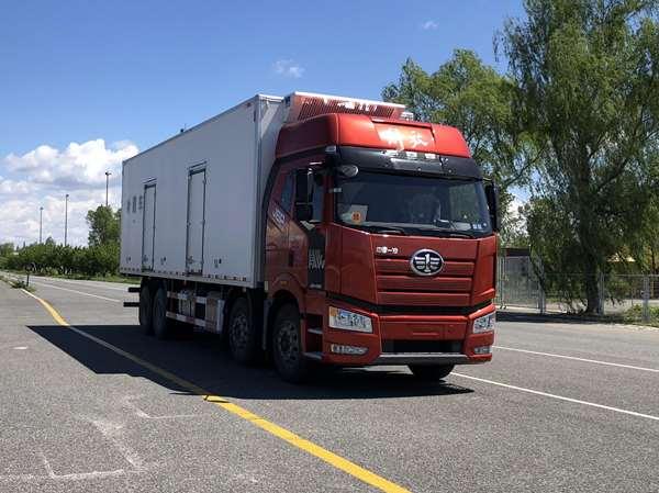 CA5310XLCP66K24L7T4A1E6冷藏车