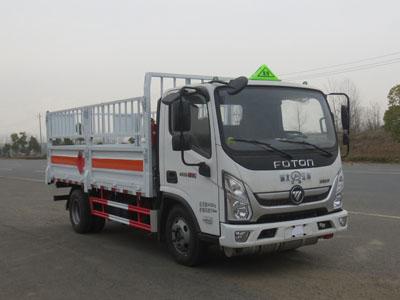 JDF5040TQPB6气瓶运输车