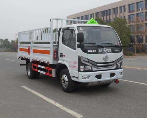 JDF5040TQPE6气瓶运输车