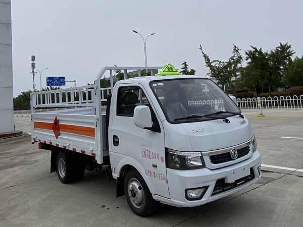 CSC5035TQP6气瓶运输车图片