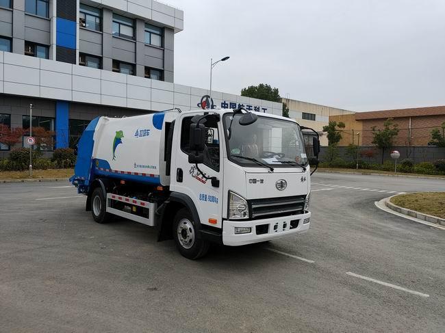 压缩式垃圾车的离合器的四大保养,您知道吗?压缩式垃圾车强制报废年限图片