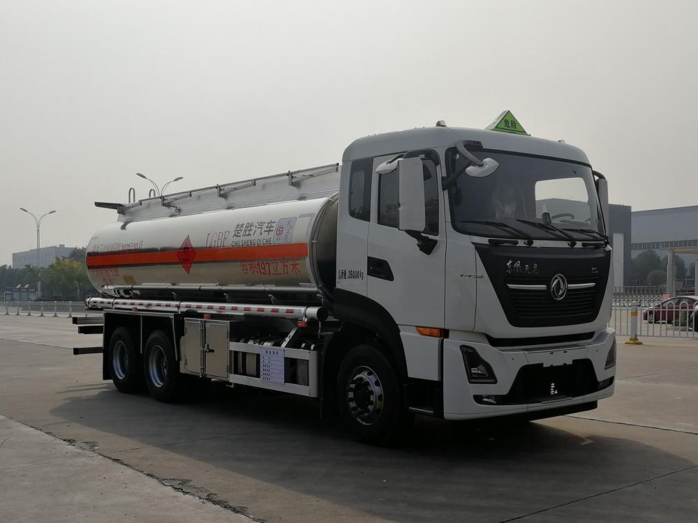 CSC5260GYYLD6A鋁合金運油車