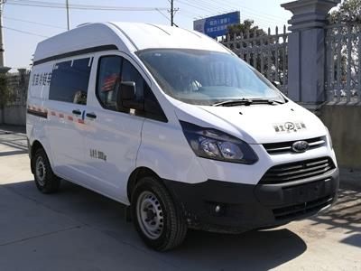 国六福特新全顺汽油版专用新冠疫苗冷链车