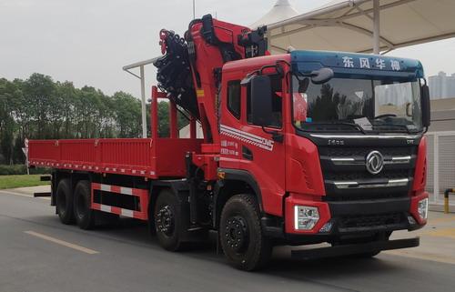 EQ5316JSQL6D1随车起重运输车