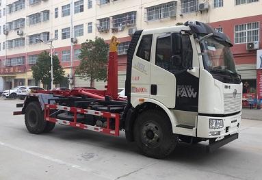 CLW5180ZXXC6车厢可卸式垃圾车