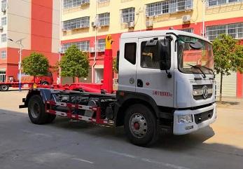 CLW5180ZXXE6车厢可卸式垃圾车