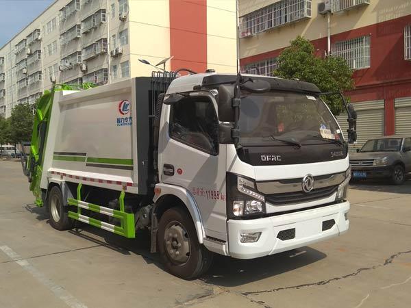 CLW5120ZYS6压缩式垃圾车
