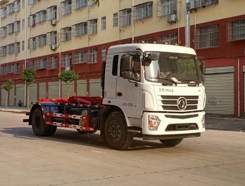 CLW5181ZXXE6车厢可卸式垃圾车