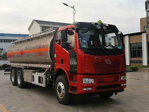 CSC5260GYYLC6鋁合金運油車