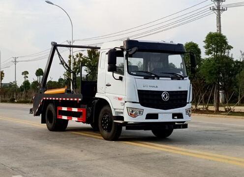 CLW5160ZBS6CF摆臂式垃圾车