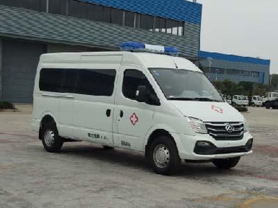 大通V80柴油版救护车