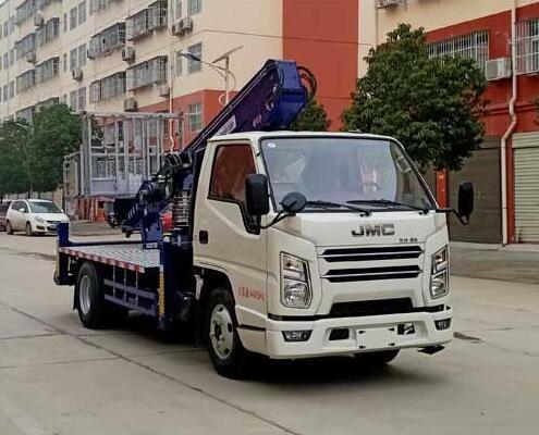 江铃直臂17-23米高空作业车