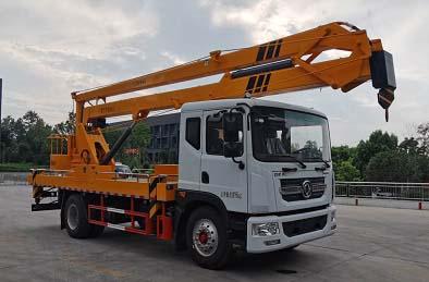 东风多利卡D9单排20-24米高空作业车