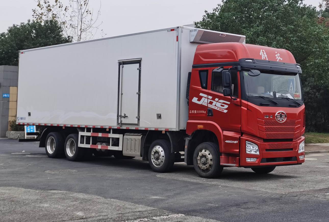 CA5311XLCP25K2L7T4E6A80冷藏车