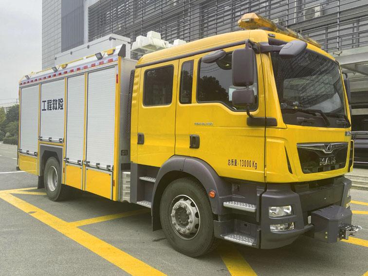 警车消防车救护车工程救险车图片