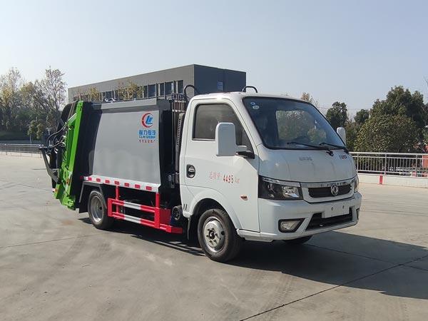 CLW5041ZYS6压缩式垃圾车