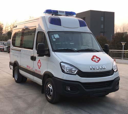 依維柯柴油救護車