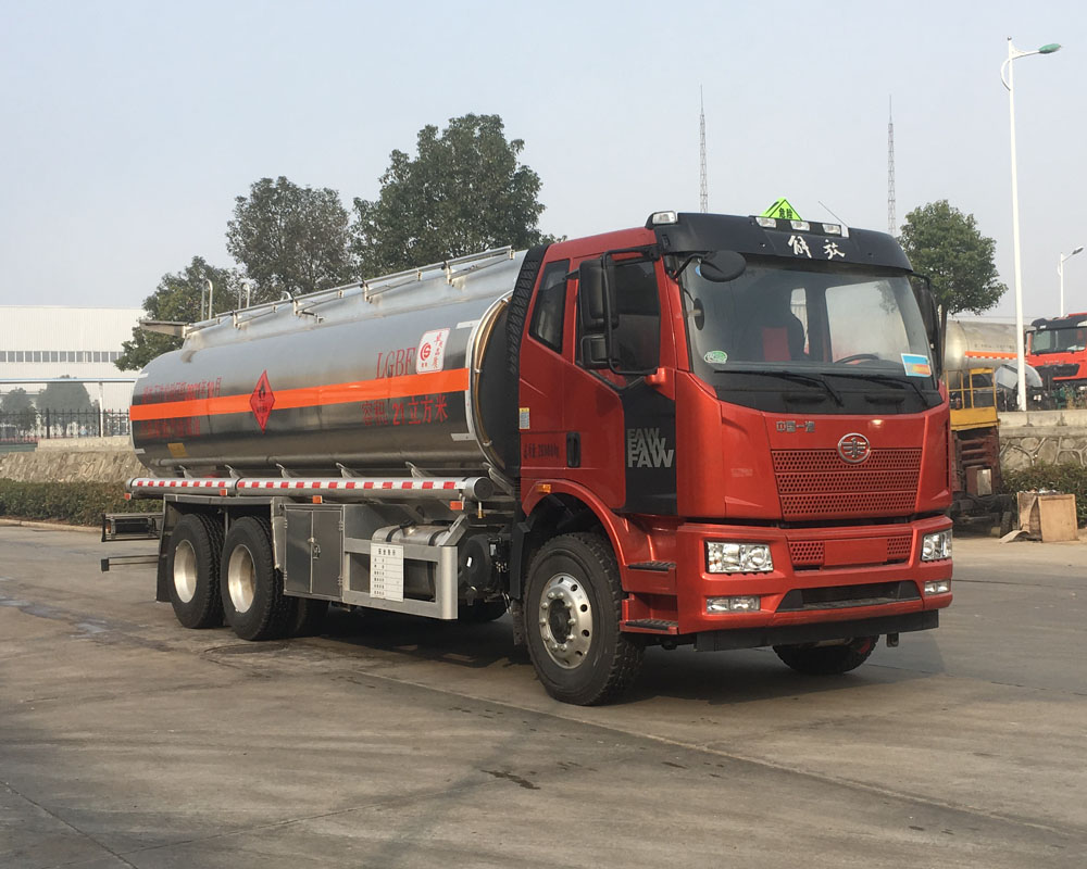 CSC5260GYYLC6A鋁合金運油車