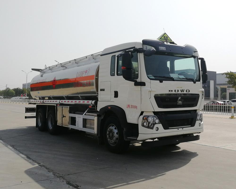 CSC5267GYYLZ6鋁合金運油車
