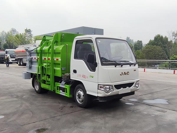 CLW5040TCAH6餐厨垃圾车