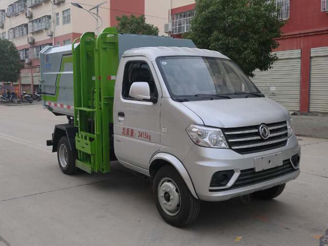 CLW5037ZZZE6自装卸式垃圾车