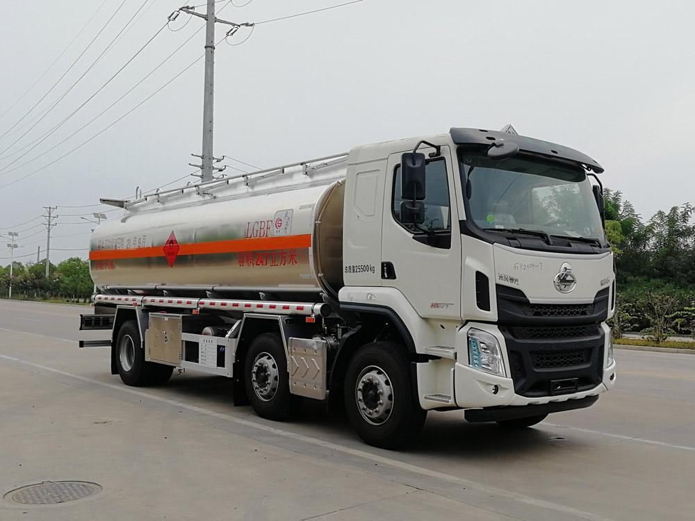 CSC5267GYYLEL6鋁合金運油車