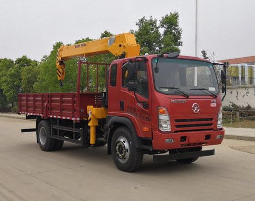 CGC5110JSQHDF45F随车起重运输车