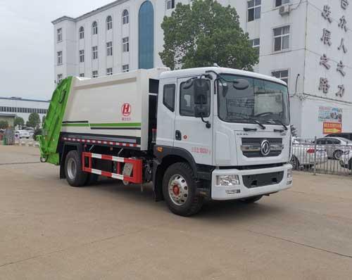 HLQ5180ZYSE6壓縮式垃圾車