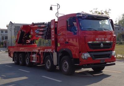 重汽60吨重型汽车起重机