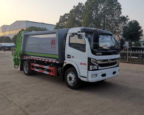 HLQ5120ZYSE6壓縮式垃圾車