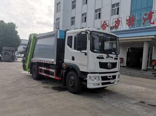 HLQ5160ZYSE6壓縮式垃圾車