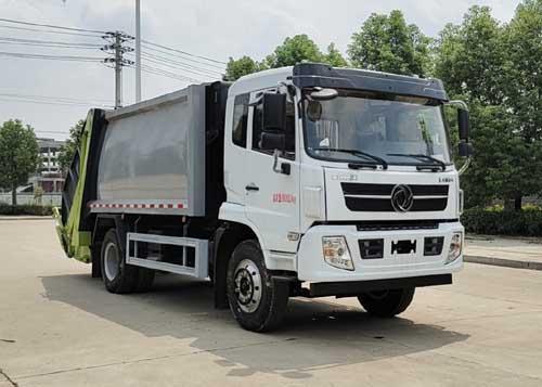 HLQ5165ZYSE6壓縮式垃圾車