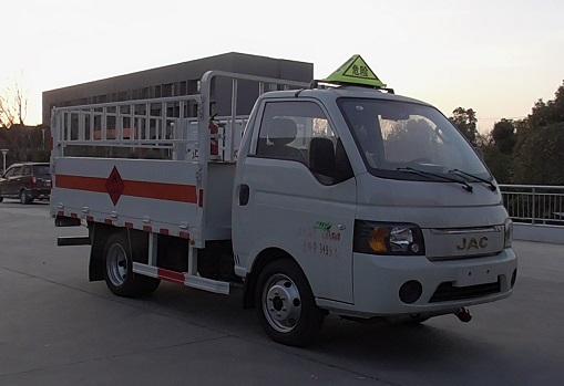 CLW5030TQPH6氣瓶運輸車