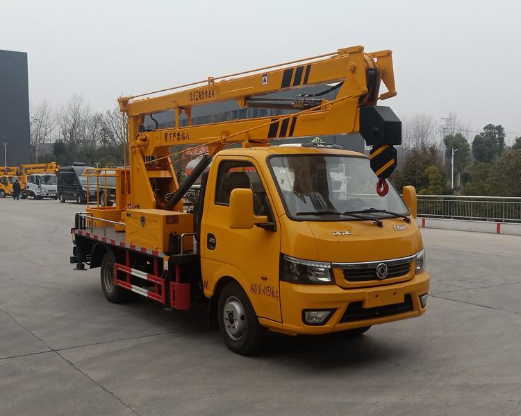 东风途逸13.5米高空作业车