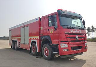 22立方HXF5411GXFPM220/HW泡沫消防車