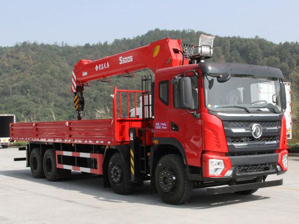 HCM5316JSQEQ6随车起重运输车