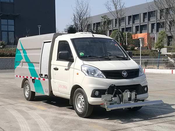 福田祥铃V1路面养护车