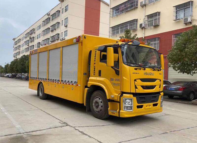 CLW5120XXHQ6救险车