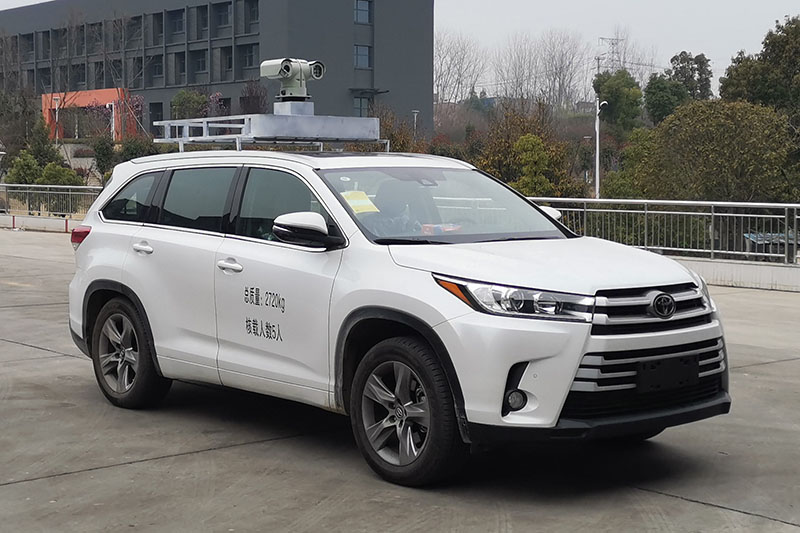 豐田漢蘭達應急指揮車
