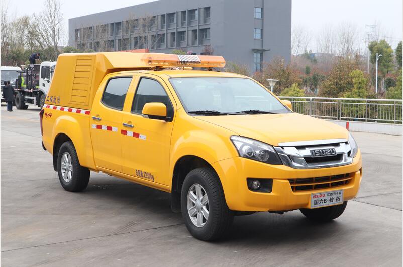 CLW5030XXHJ6救险车