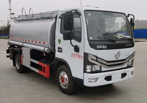 国六5吨普货供液车 个人户洗井液 5.6方东风润滑油运输车图片