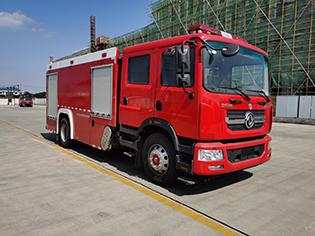 6吨东风泡沫消防车