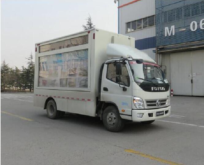 操作LED宣传车设备十大注意事项阆中广告宣传车图片