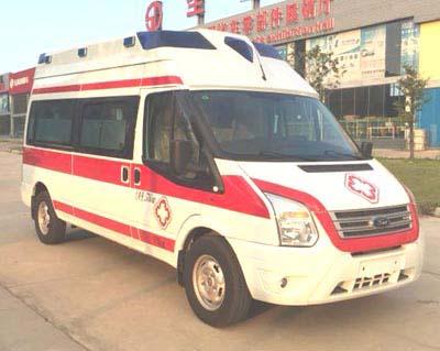 全顺救护车行业领先优势长春救护车电话图片