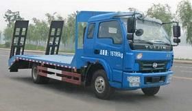 刹车系统的定期保养解放j6平板运输车图片