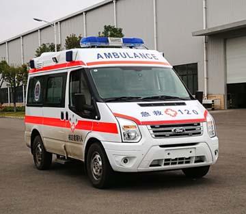 依维柯救护车的随车物品配置手工救护车车制作大全图片