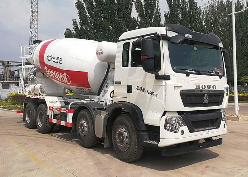 混凝土搅拌运输车的用途hz60混凝土搅拌站图片