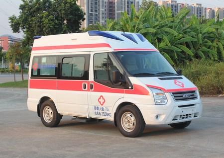 救护车厂家车型特惠及救护车冬季保养注意细节图片