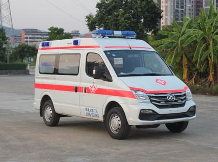 全顺救护车行业领先优势关于购买新救护车的请示图片